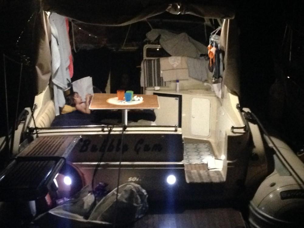 Boat rental Solemar Oceanic 33 in Porto Badino on Samboat