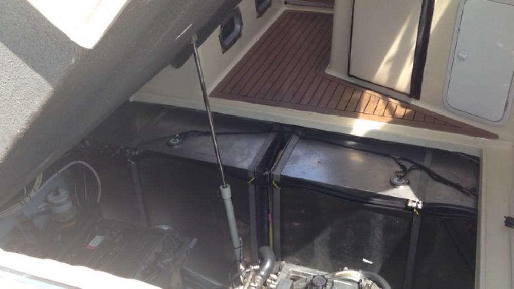 Boat rental Porto Badino cheap Oceanic 33