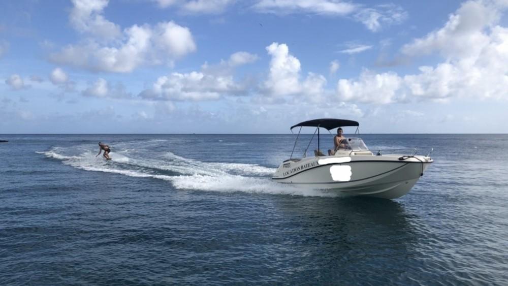 Rental yacht Sainte-Anne - Quicksilver Activ 555 Open on SamBoat