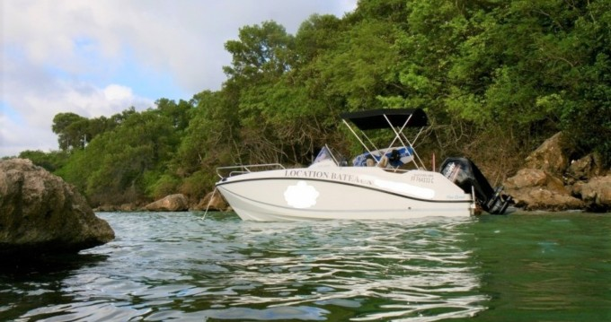 Hire Motorboat with or without skipper Quicksilver Sainte-Anne