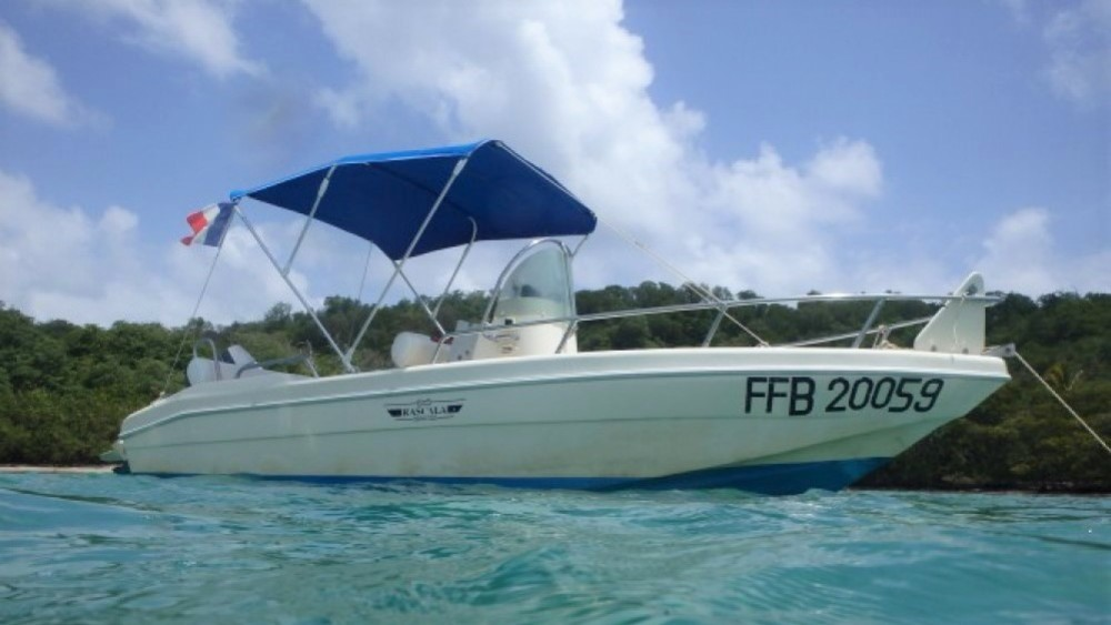 Boat rental Rascala FM16 in Le Robert on Samboat
