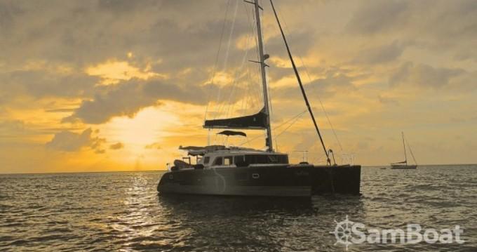 Rental Catamaran in Malendure - Lagoon Lagoon 440