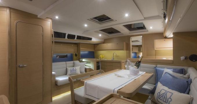 Rental yacht Biograd na Moru - Dufour Dufour 460 Grand Large - 5 cabins on SamBoat