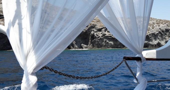 Rental yacht La Manga del Mar Menor - llauts Mediterraneo on SamBoat