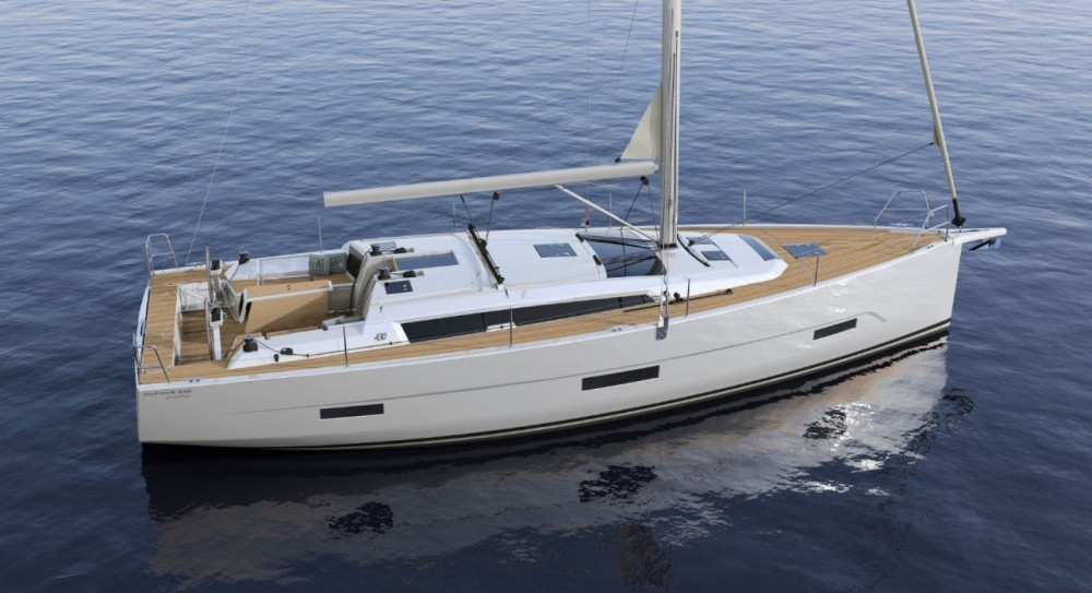 Boat rental Marseille cheap Dufour 430