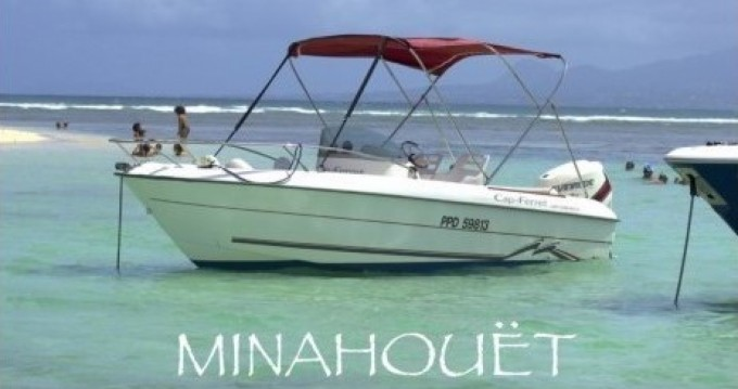 Hire Motorboat with or without skipper B2 Marine Pointe-à-Pitre