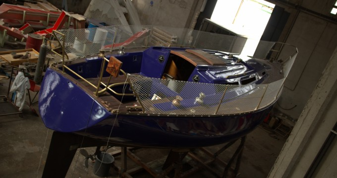 Rental Sailboat in Marzamemi - Barberis Show 34