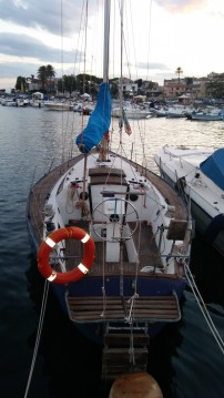 Rental yacht Marzamemi - Barberis Show 34 on SamBoat