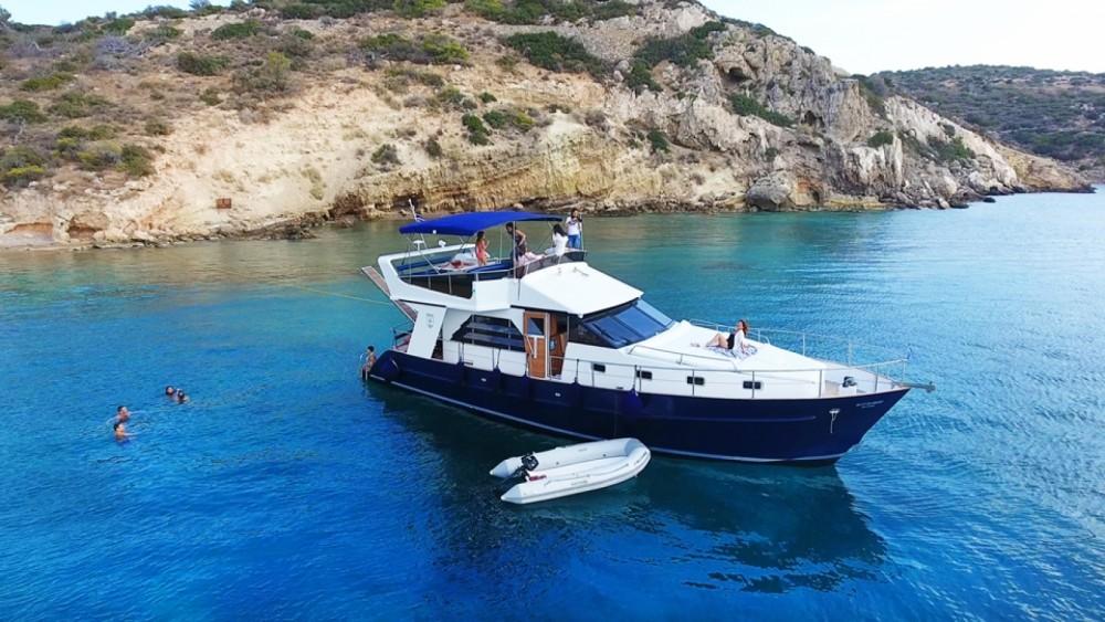 Boat rental Greece cheap WAVE RUNNER 50
