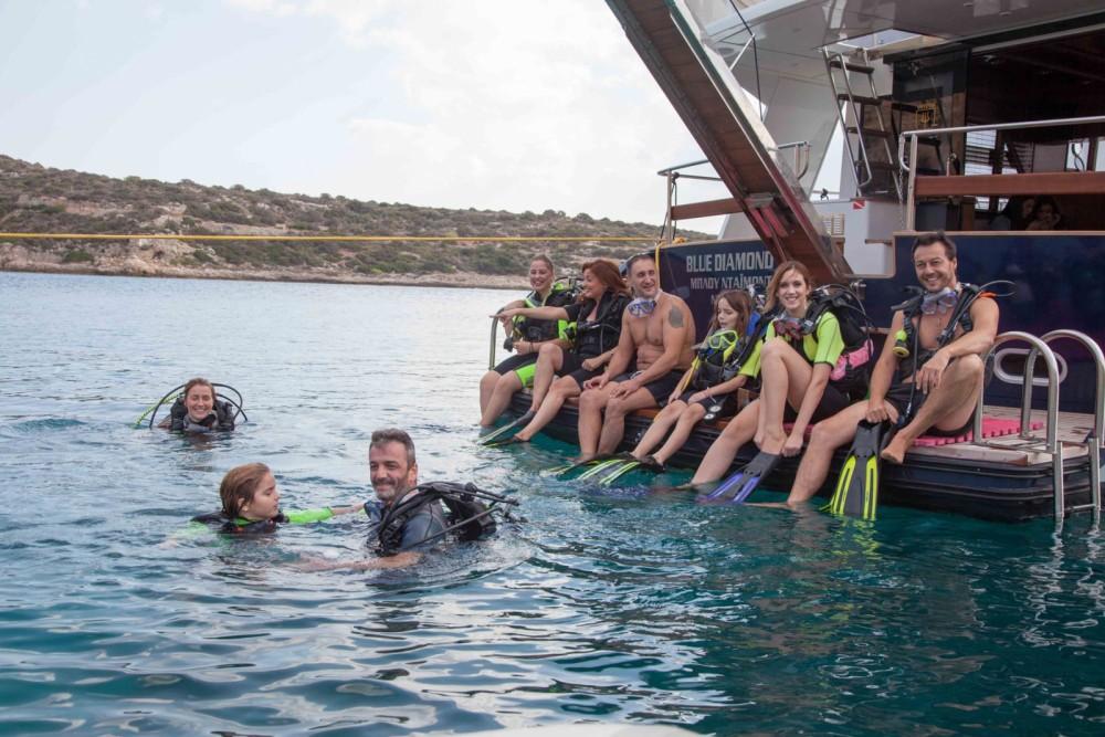 Rent a BRUCE ROBERTS WAVE RUNNER 50 Greece