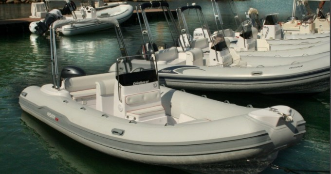 Hire RIB with or without skipper Italboats Salerno