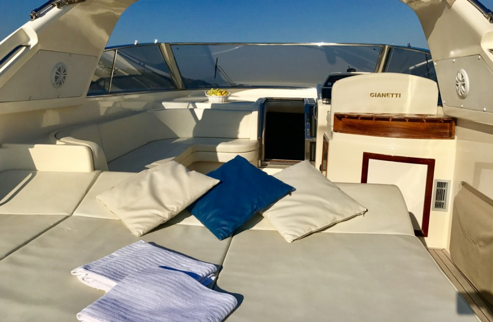 Gianetti Gianetti 45 Sport between personal and professional Sorrento