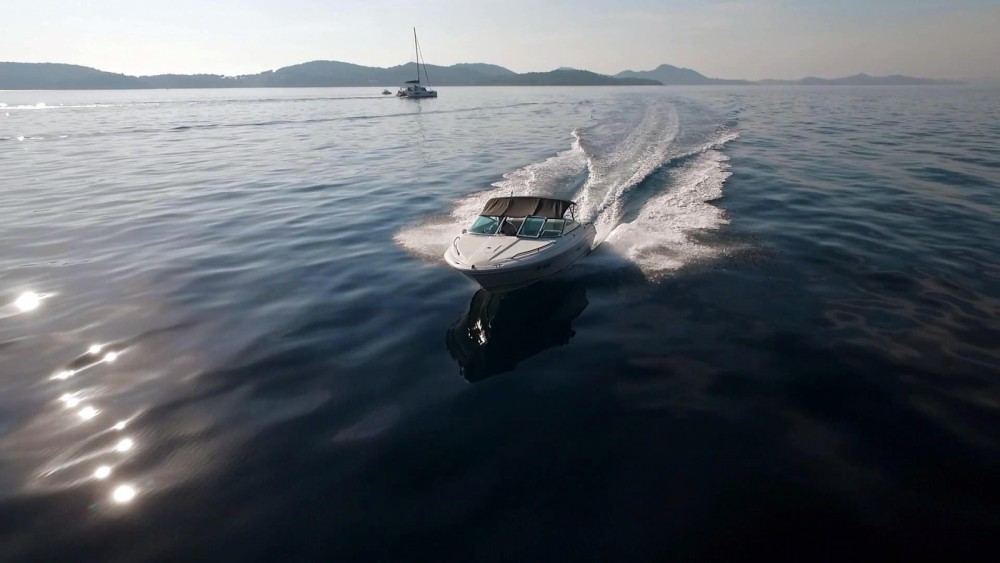 Sea Ray Sea Ray 180 CB between personal and professional Dubrovnik