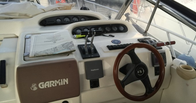 Rental yacht Palermo - Cranchi Mediterranee 41 on SamBoat