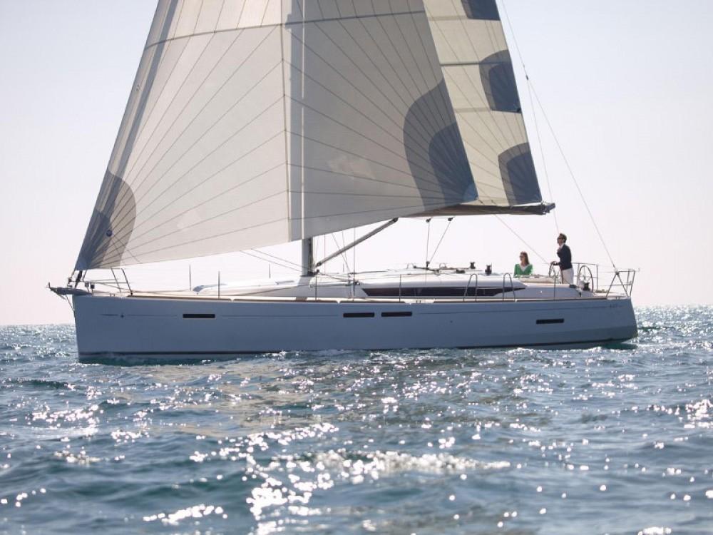 Boat rental Jeanneau Sun Odyssey 449 in  on Samboat