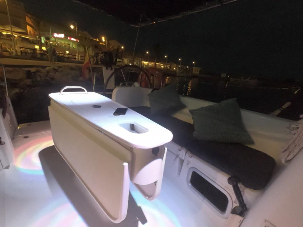 Boat rental Bénéteau Cyclades 39.3 in San Pedro del Pinatar on Samboat
