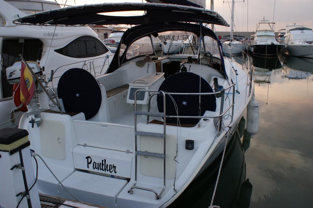 Rental Sailboat in San Pedro del Pinatar - Bénéteau Cyclades 39.3