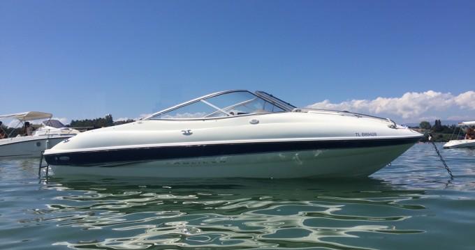 Rental Motorboat in Sciez - Bayliner Bayliner 602