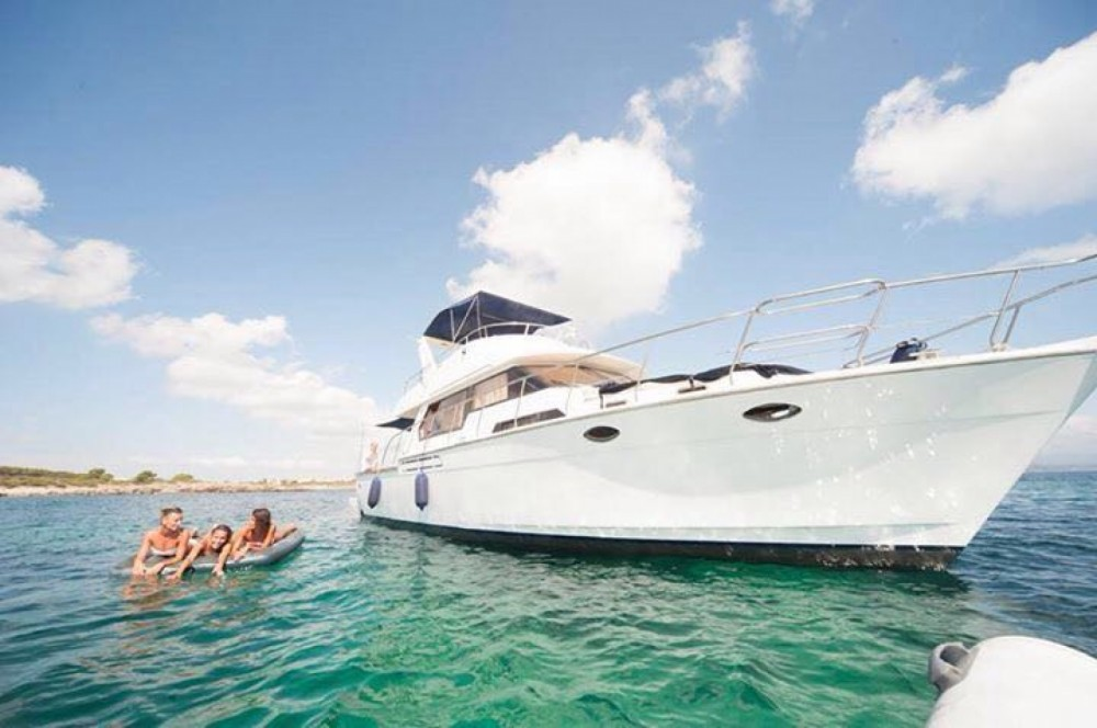 Rental Yacht in Alghero - angel marine  fly 50