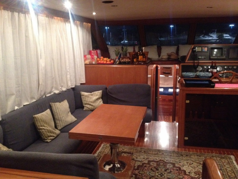 Boat rental angel marine  fly 50 in Alghero on Samboat