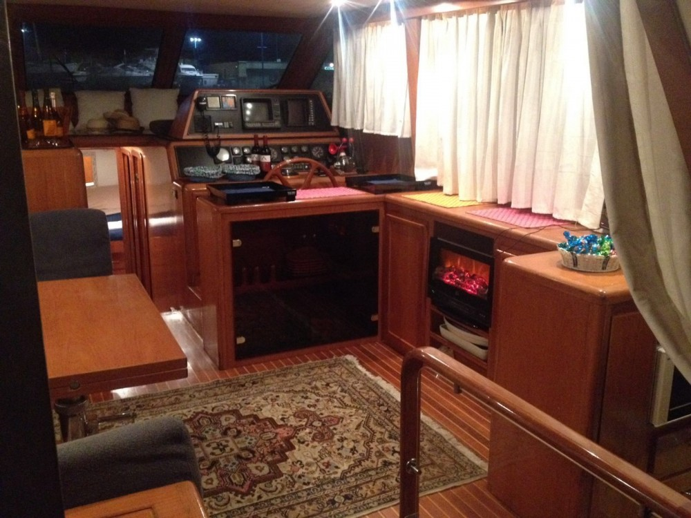 Yacht for rent Alghero at the best price