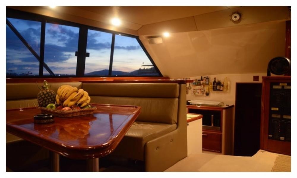 Rental Motorboat in Phuket - Riviera Riviera 41 flybridge