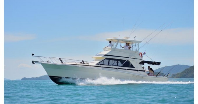 Hire Motorboat with or without skipper Riviera Phuket