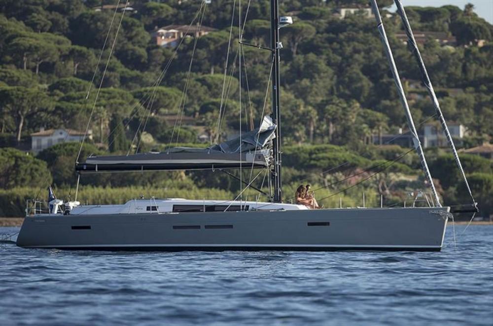 Rental yacht Municipality of Kos - Wauquiez Centurion 57 on SamBoat