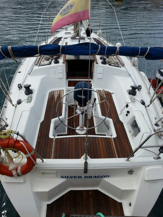 Rent a Bavaria Bavaria 39 Cruiser Balearic Islands