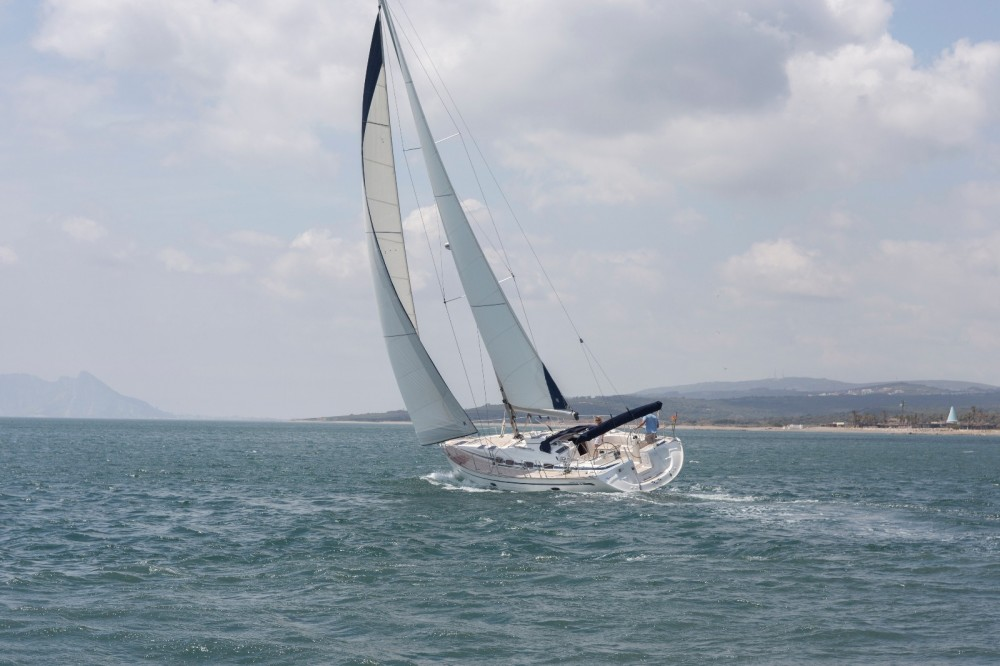 Hire Sailboat with or without skipper Bavaria San Roque