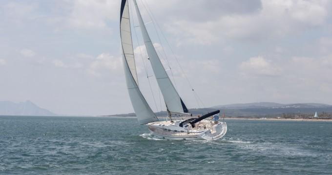 Boat rental Sotogrande cheap Bavaria 46 Cruiser