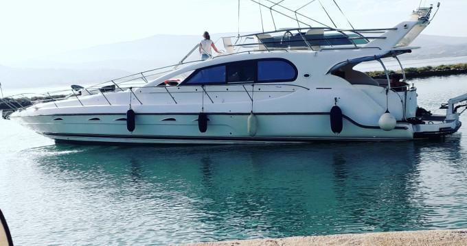 Rental Motorboat in Lefkas Egremni - ecomarine  2003