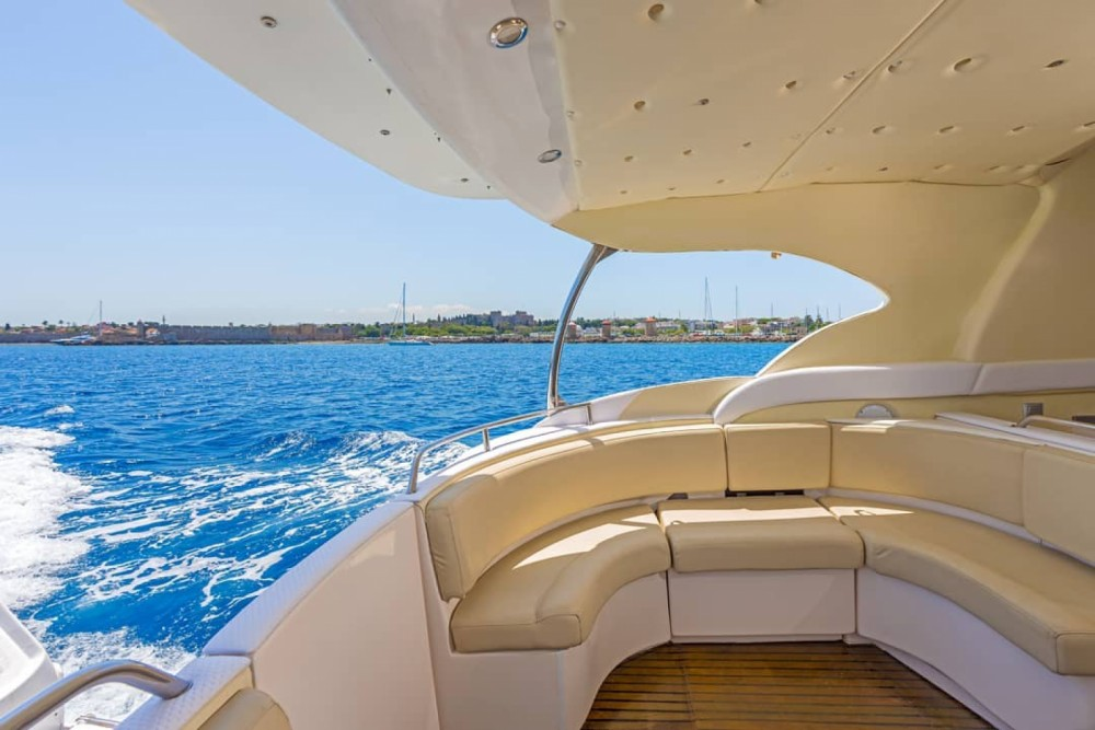 Motor boat for rent Peloponnese, West Greece and Ionian Sea at the best price