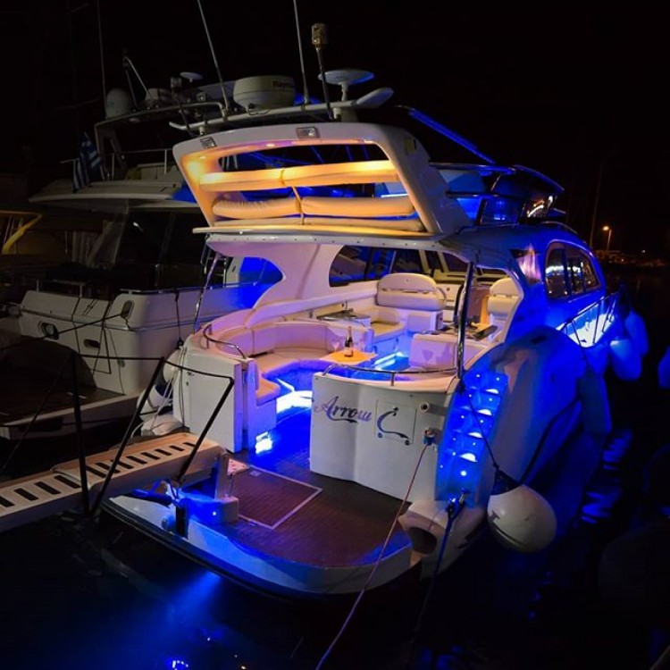 Rental Motor boat ecomarine  with a permit