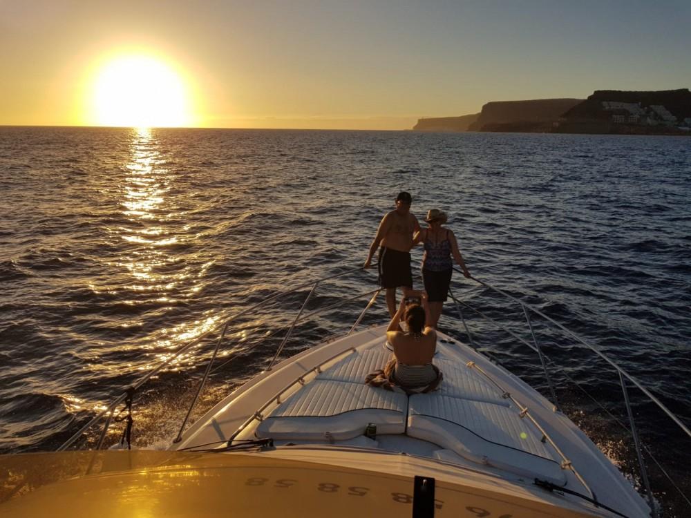 Rental yacht Mogán - Fairline Phantom 38 on SamBoat