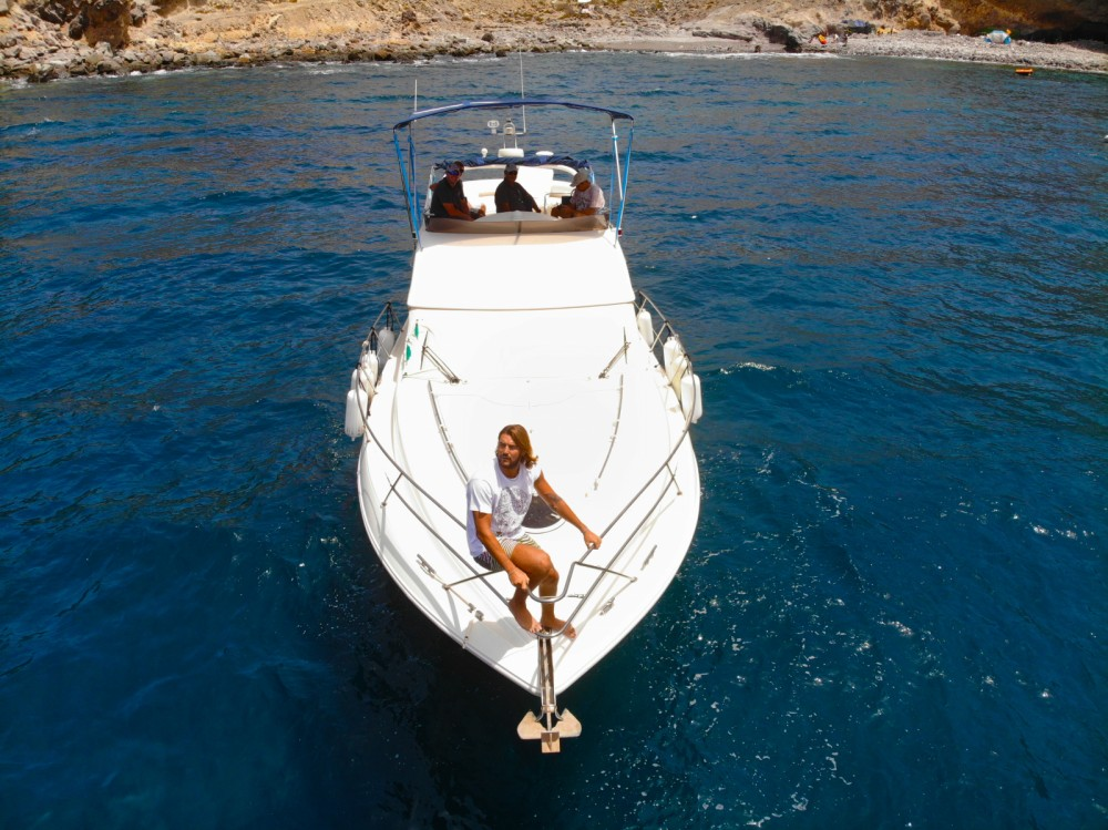 Fairline Phantom 38 between personal and professional Mogán