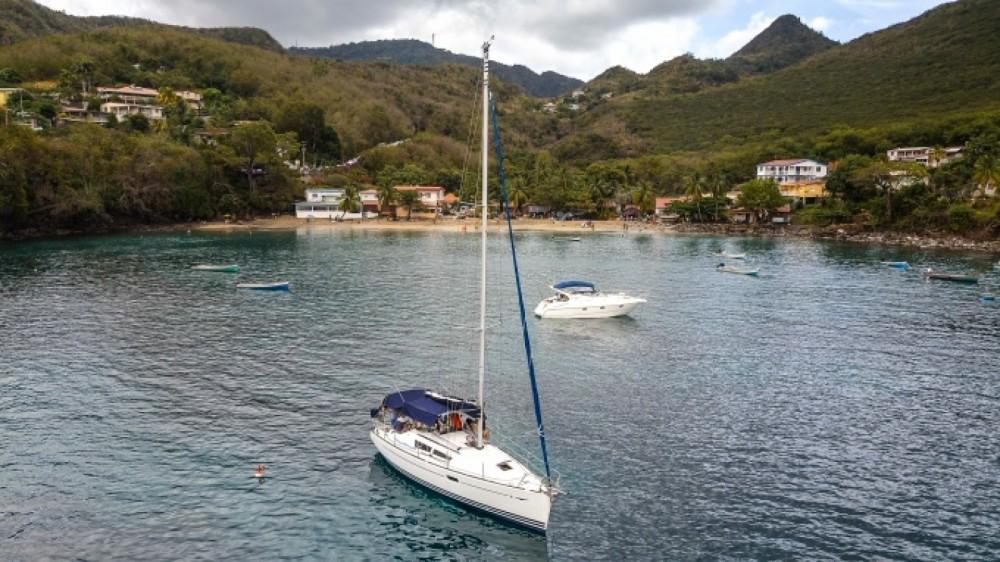Boat rental Martinique cheap Sun Odyssey 36i