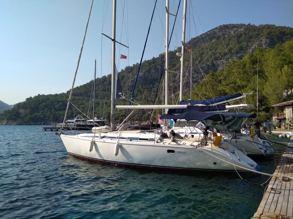 Elan Elan 431 between personal and professional Aegean