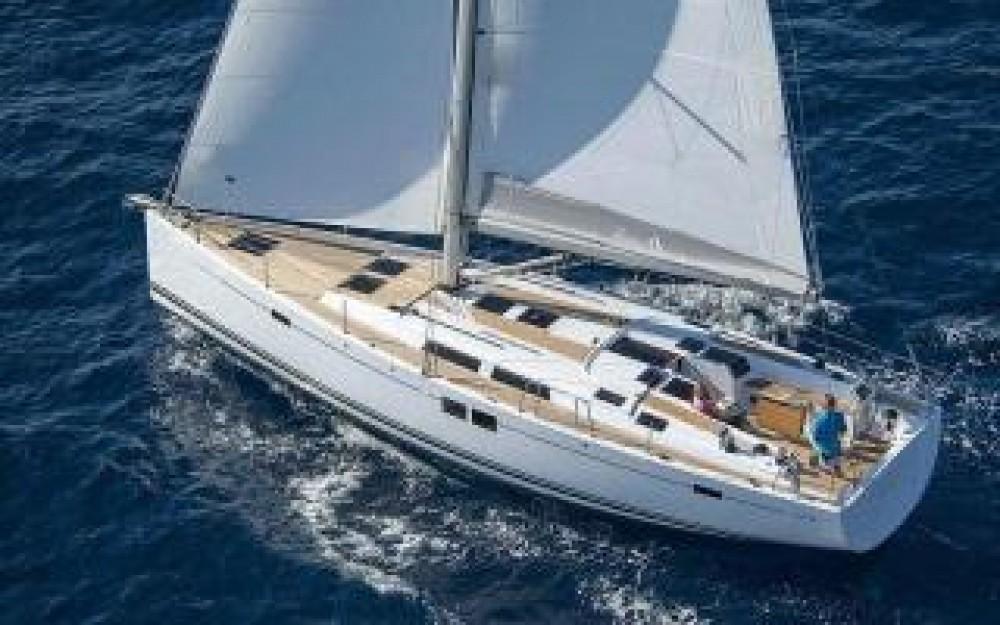 Rental yacht Marina Kaštela - Hanse Hanse 508 - 5 + 1 cab. on SamBoat