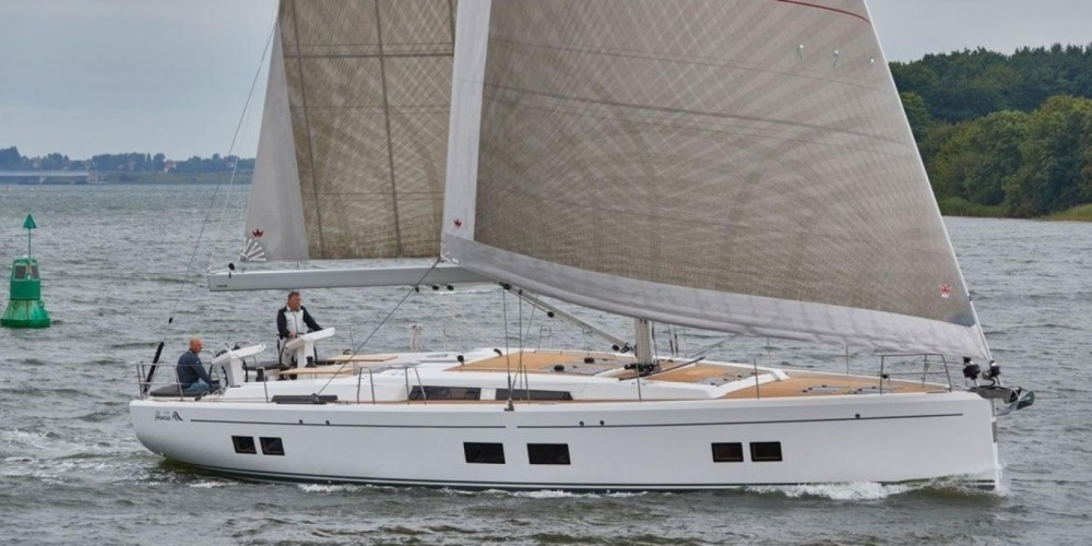 Hire Sailboat with or without skipper Hanse Croacia