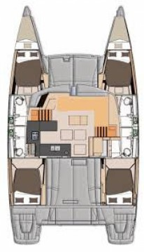 Fountaine Pajot Helia 44 between personal and professional Newport