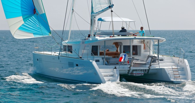 Hire Catamaran with or without skipper Lagoon Newport