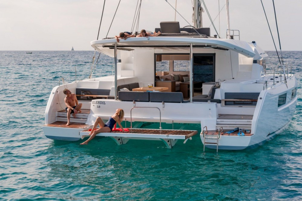 Rental yacht  - Lagoon Lagoon 50 - 6 + 2 cab. on SamBoat