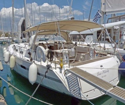 Rental yacht Athens - Bavaria Cruiser 45 on SamBoat