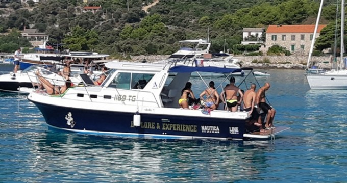 Rental yacht Trogir - Albin Albin 28 Tournament Express on SamBoat
