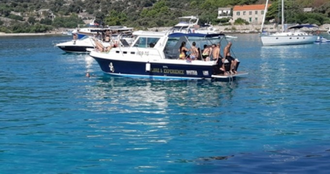 Boat rental Trogir cheap Albin 28 Tournament Express