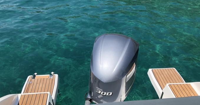 Rental Motorboat in San Felice Circeo - Saver Saver 750 Cabin