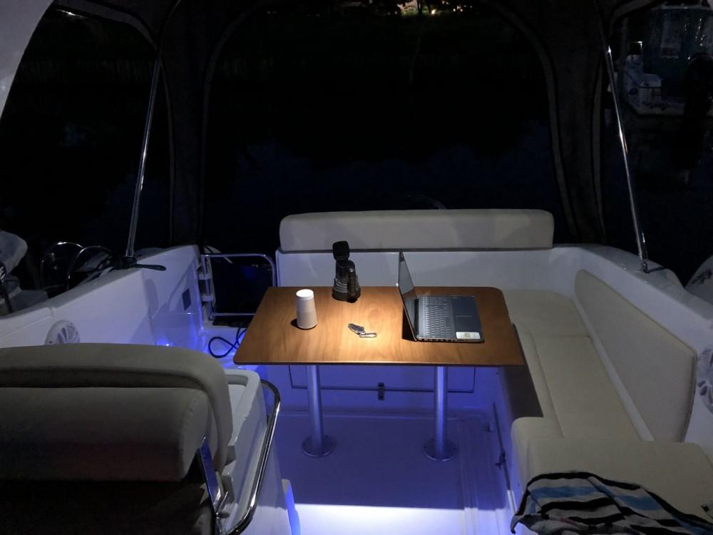 Rental Motor boat in San Felice Circeo - Saver Saver 750 Cabin