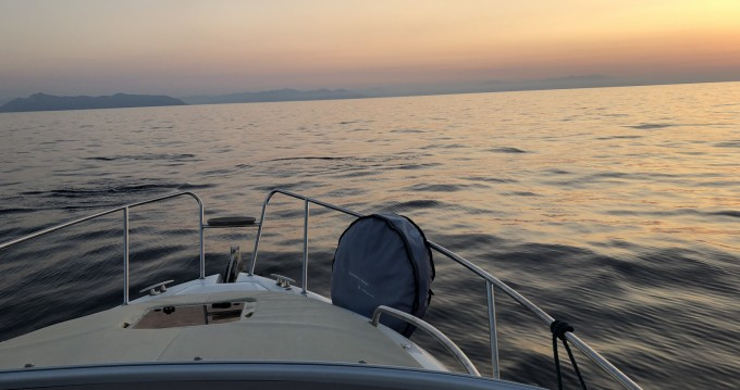 Boat rental Saver Saver 750 Cabin  in San Felice Circeo on Samboat