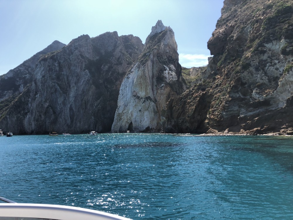 Hire Motor boat with or without skipper Saver San Felice Circeo
